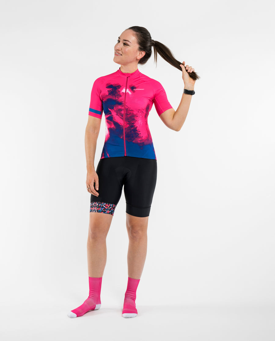 Lights Raspberry Signature Jersey