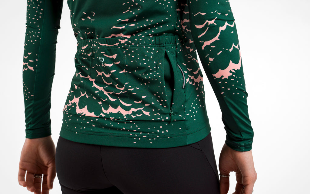 Plume Forest Long Sleeves Jersey