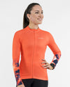 Lights Peach Thermal Jersey