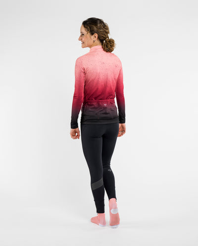Rain Cherry Thermal Jersey