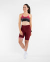 Sapins Cherry Legacy Shorts