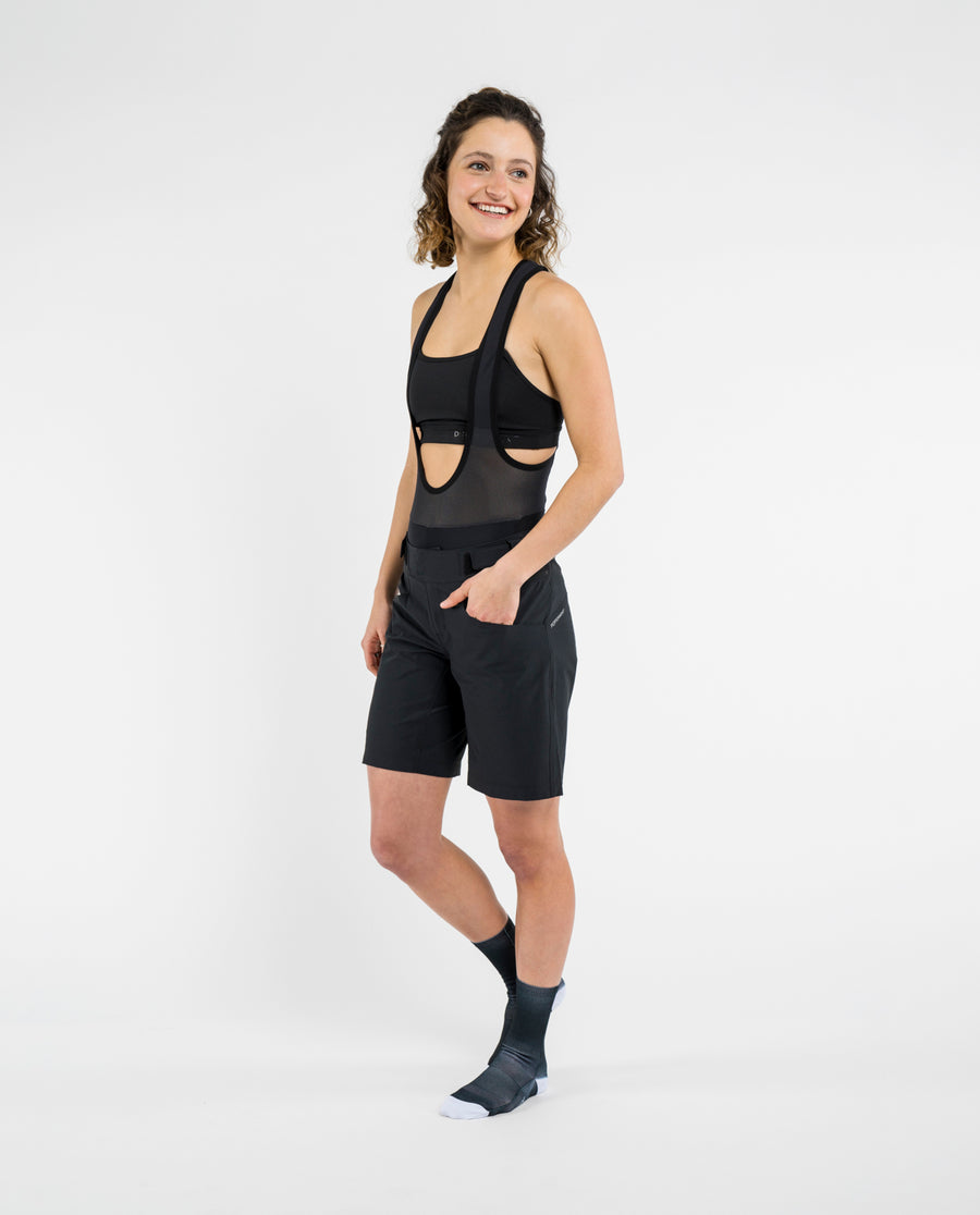 Black Trail MTB Shorts