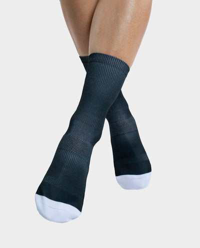 Let's Ride black Signature Socks