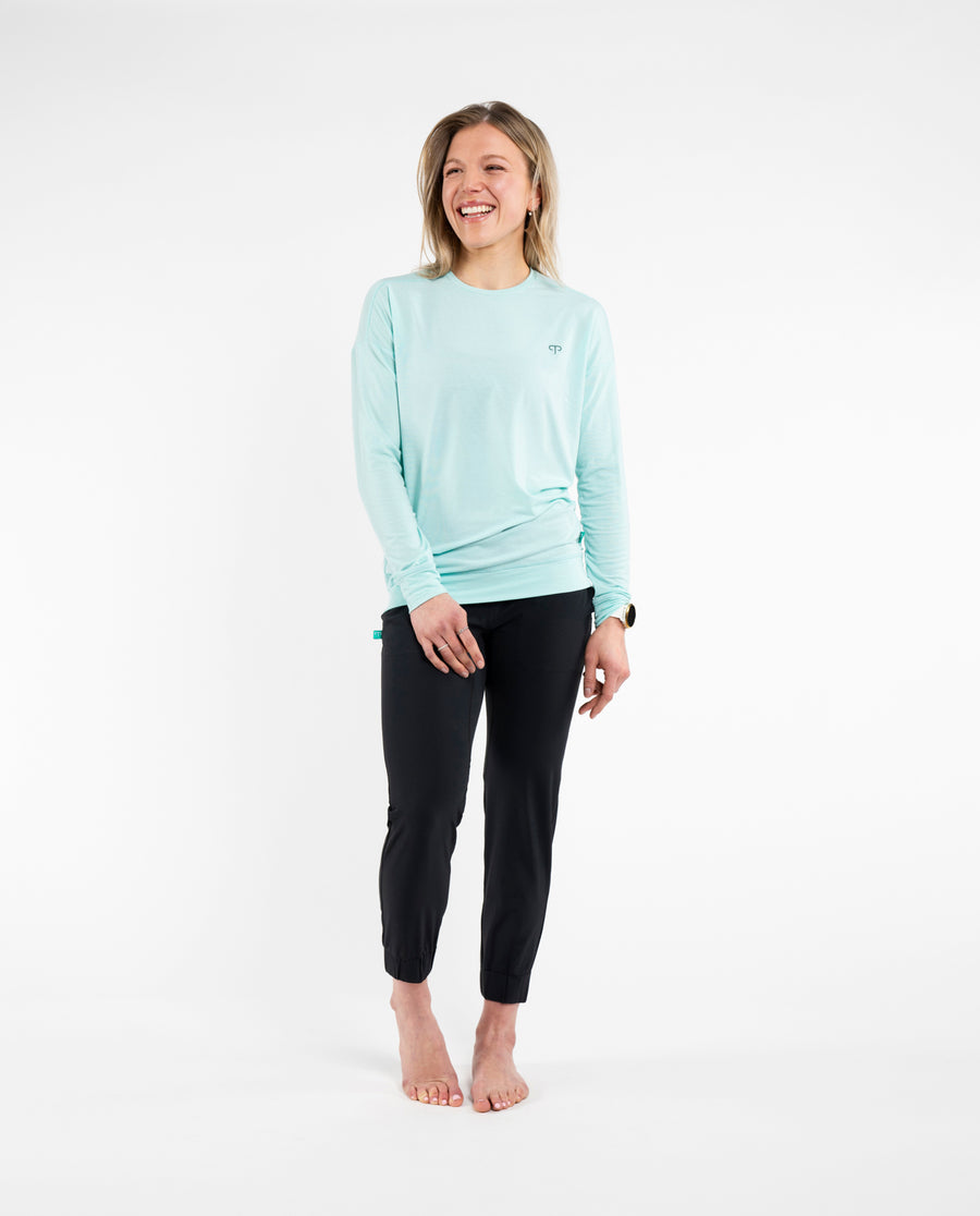 Ocean Mellow Long Sleeves Tee