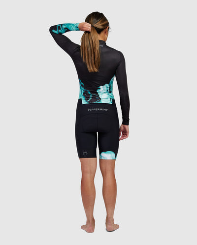 Wave Long-Sleeve Skinsuit
