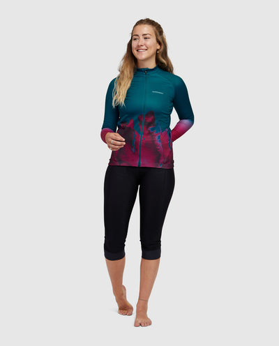 Bloom Thermal Jersey