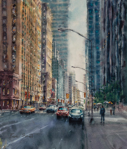 SOLD: New York City, Avenue of the Americas