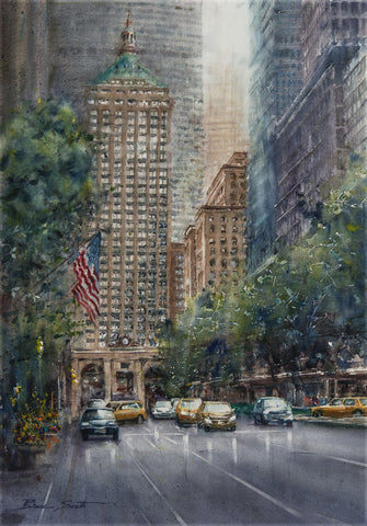Available: Park Avenue, New York City