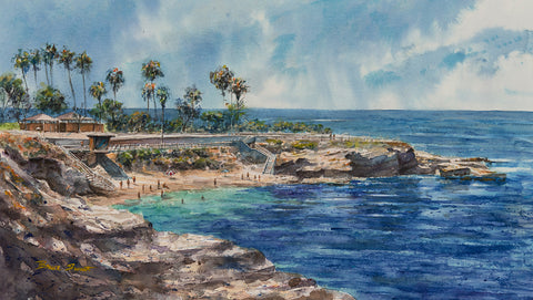 The Cove, La Jolla/ SOLD