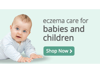 Eczema care for babies and children - Shop Now
