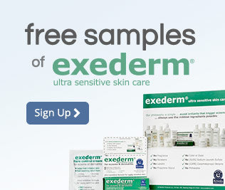 Free Samples of Exederm - Sign Up