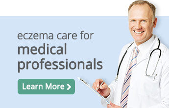 Eczema care for medical professionals - Learn More