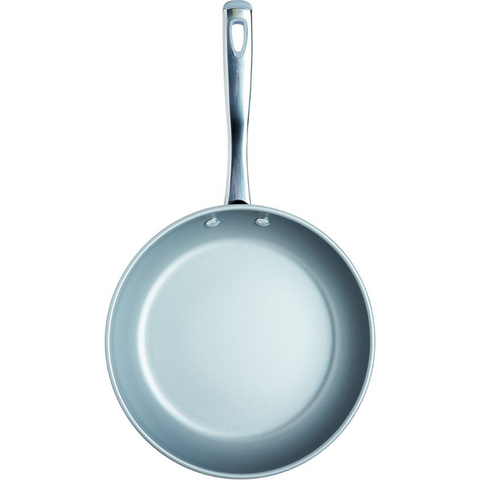 Prestige Prism Induction Aluminium Saucepan, Silver, 14 cm, 16 cm and 18 cm, Set of 3