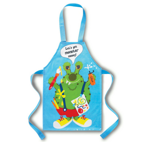 Kid's Monster PVC Apron