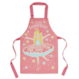 Kid's Little Superstar PVC Apron - Cook N Dine