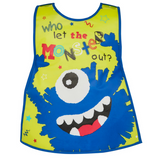 Kid's Monster PEVA Tabard - Cook N Dine