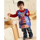 Kid's Pirate PEVA Tabard - Cook N Dine
