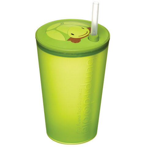 KitchenCraft Kids Sipper Cup - Turtle