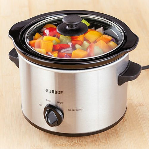 Judge 1.5ltr Slow Cooker