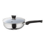 Judge Natural Ceramic 26cm Saute Pan - Cook N Dine