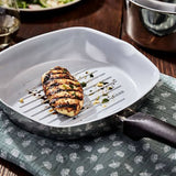 Judge Natural Ceramic 24cm Grill Pan - Cook N Dine
