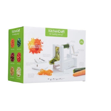 KitchenCraft Vegetable Spiraliser