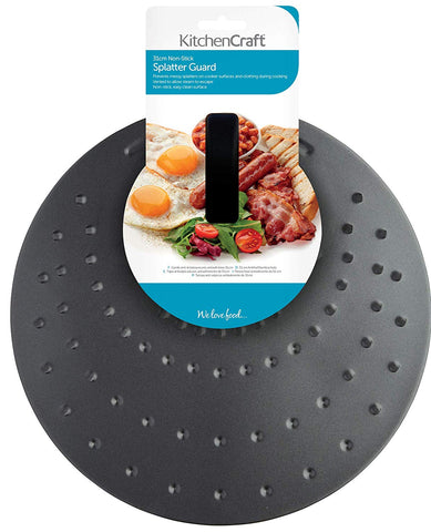 KitchenCraft Splatter Guard / Lid 31cm