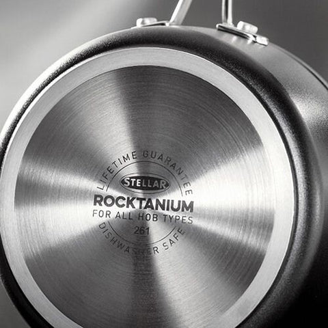 Stellar Rocktanium 5 Piece Pan Set
