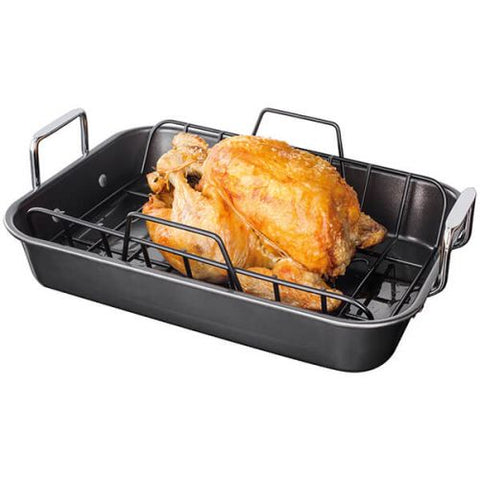 Stellar Non Stick Roasting Pan & Rack
