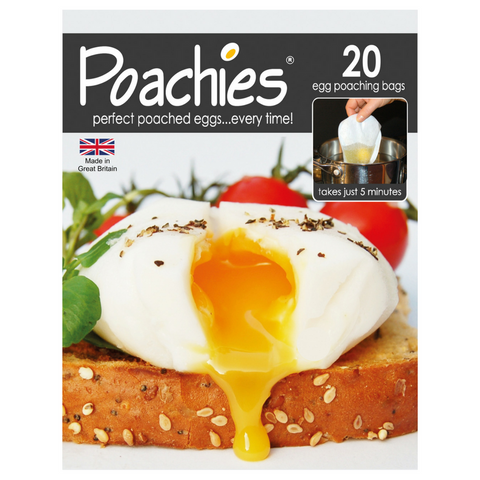 Eddingtons Poachies Egg Poaching Bags
