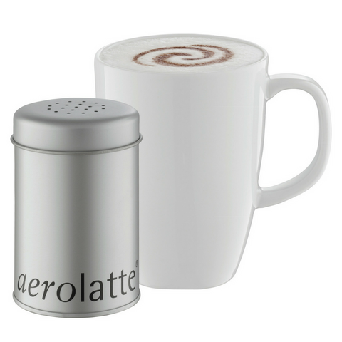 Eddingtons Aerolatte® Chocolate Shaker Tin