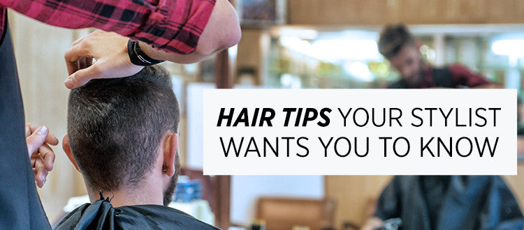 The Top 10 Hair Tips You Should Know During Your Next Salon Visit