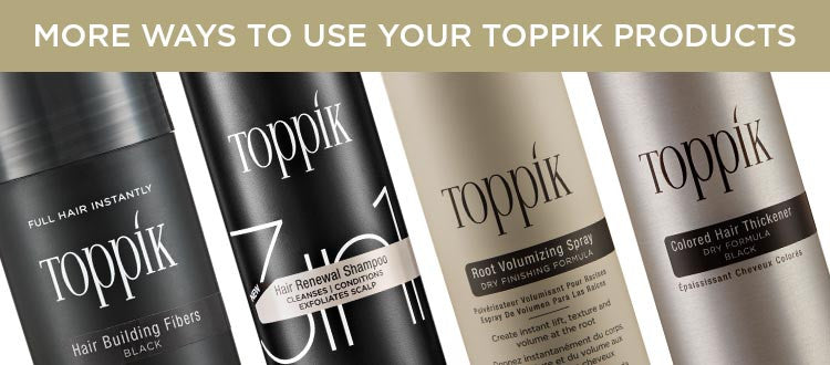 Powerhouse Multi-Benefit Beauty & Personal Care Products from Toppik