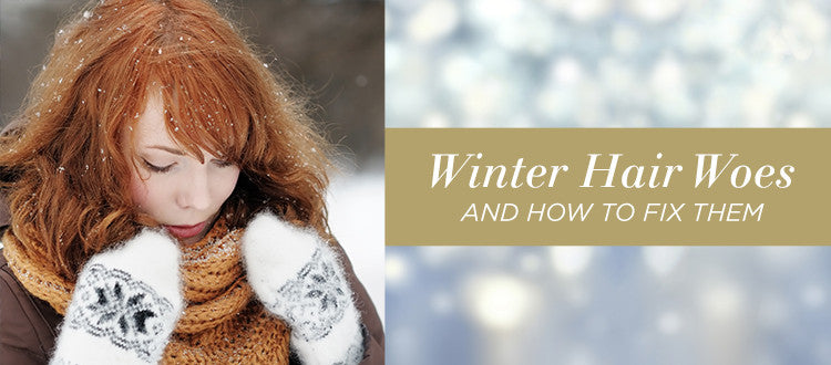 Winter Hair Care Tips & Tricks