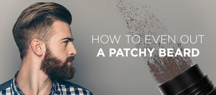 Tips to Even Out a Patchy Beard
