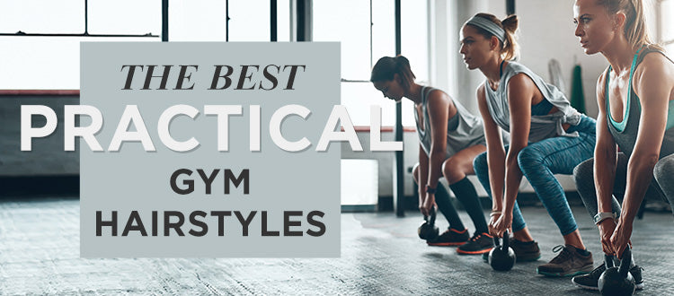8 Easy Hairstyles to Go from Gym to Post-Workout Plans