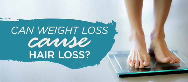 The Link Between Weight Loss and Hair Loss