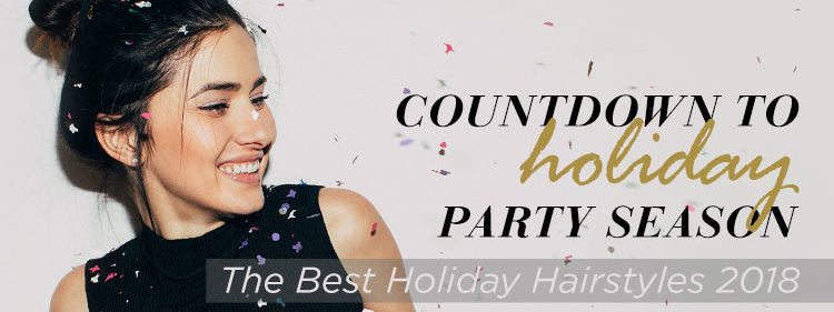 Our Favorite Holiday Hairstyles