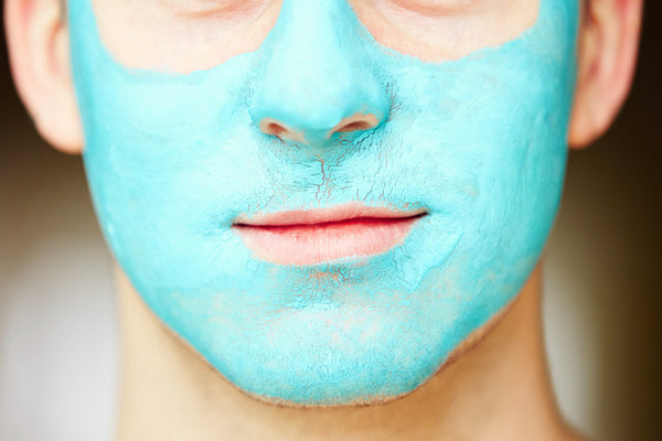 Try a facial mask