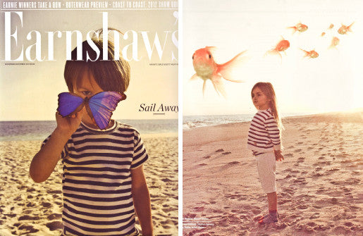 EARNSHAW'S MAGAZINE, DEC. 2011