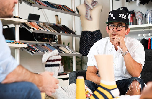 SESSION WITH MARK MCNAIRY