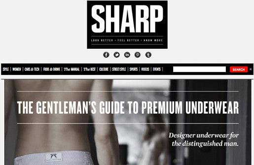 GENTS GUIDE TO PREMIUM UNDERWEAR