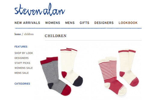 STEVEN ALAN SELECTED KIDS' WEAR