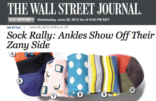 WSJ SOCK RALLY