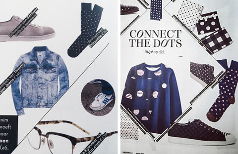 ESQUIRE DENIM & DOTS
