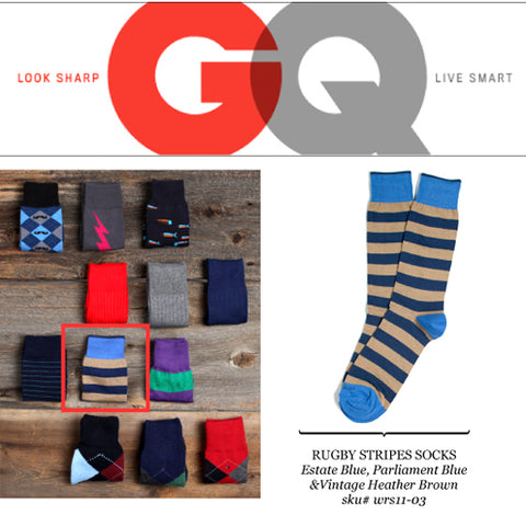 ETIQUETTE CLOTHIERS IN GQ'S WEAR IT NOW