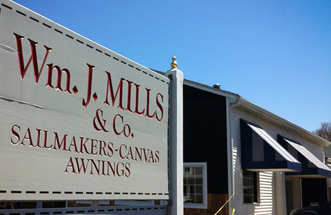 WM. J. MILLS SAILMAKERS