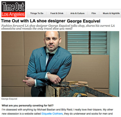 GEORGE ESQUIVEL'S NEW OBSESSION