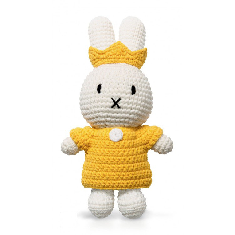 Yellow Queen Set Doll - Miffy Handmade - Miffy Club - Etiquette - Etiquette Clothiers NA