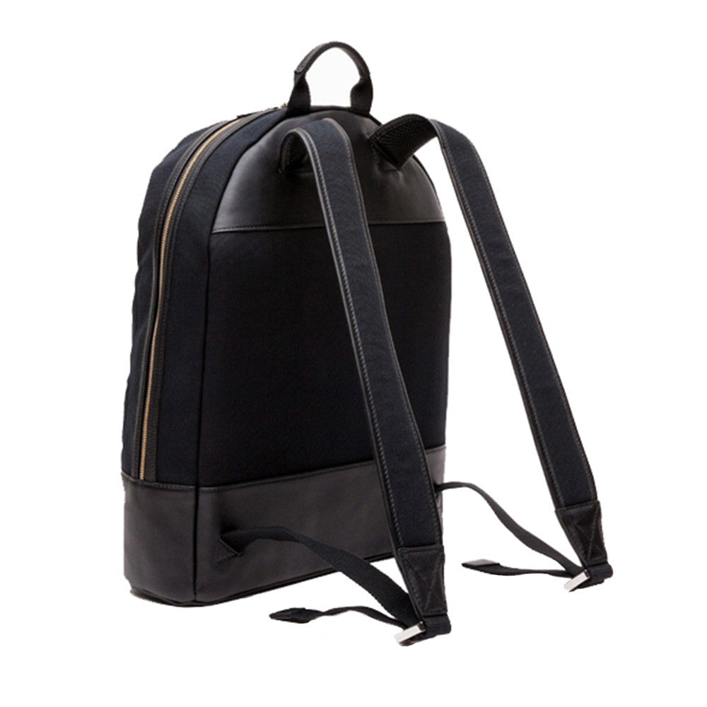 Kastrup Backpack Navy - Want Les Essentiels de la Vie -  - global.etiquetteclothiers.com - global.etiquetteclothiers.com